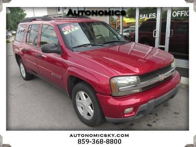 Used 2003 Chevrolet TrailBlazer EXT LS