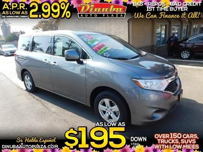 Used 2015 Nissan Quest SV