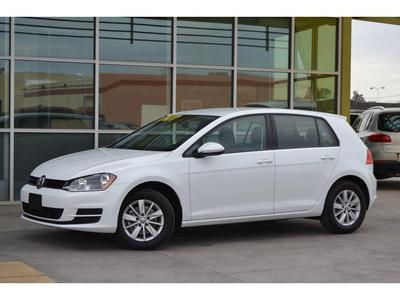 Used 2016 Volkswagen Golf TSI S