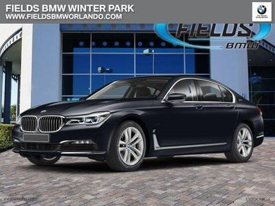 New 2017 BMW 740e xDrive iPerformance