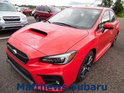 New 2018 Subaru WRX Limited