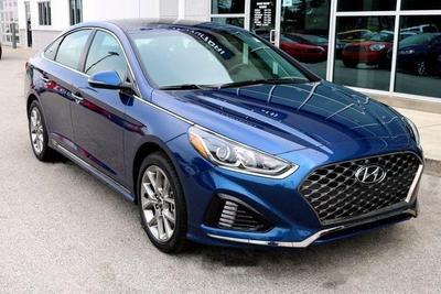 New 2018 Hyundai Sonata Sport 2.0T