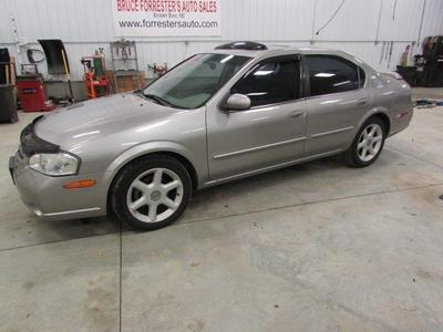 Used 2000 Nissan Maxima GXE