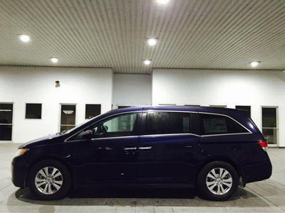 New 2016 Honda Odyssey EX