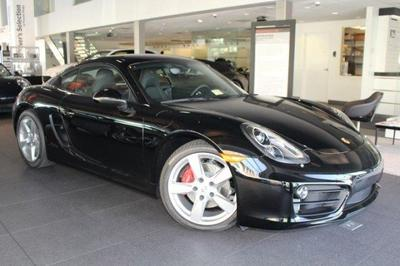 New 2016 Porsche Cayman S
