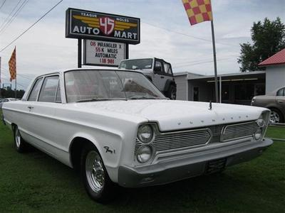 Used 1966 Plymouth Fury 426 MAX