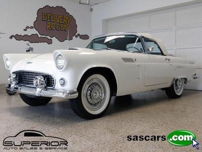 Used 1956 Ford Thunderbird