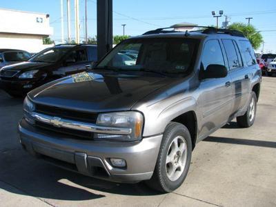 Used 2006 Chevrolet TrailBlazer EXT LS