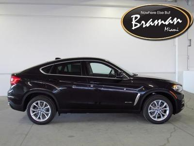 New 2015 BMW X6 xDrive35i
