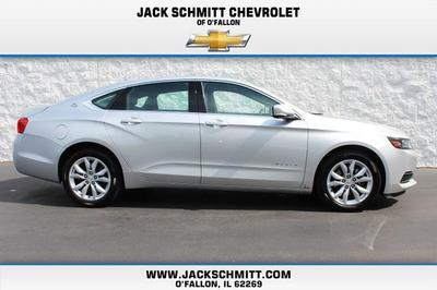 Certified 2017 Chevrolet Impala 1LT