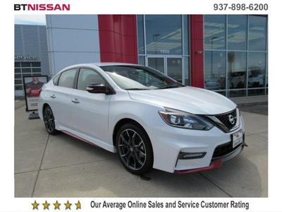 New 2017 Nissan Sentra NISMO