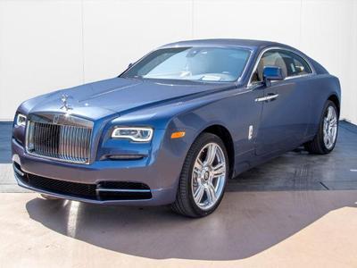 New 2017 Rolls-Royce Wraith