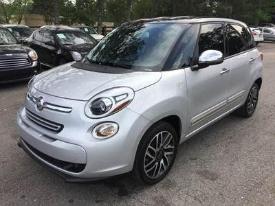 Used 2015 FIAT 500L Lounge