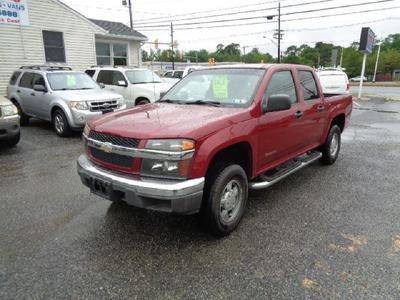 Used 2004 Chevrolet Colorado LS