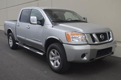 Used 2011 Nissan Titan SV