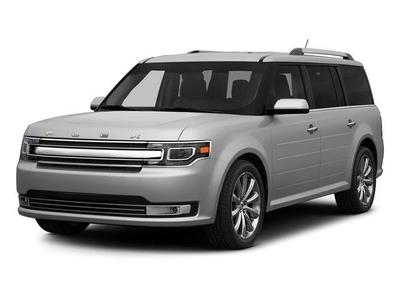 Certified 2015 Ford Flex SEL