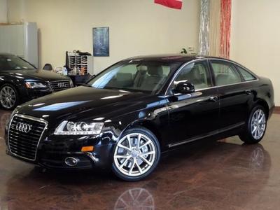 Used 2011 Audi A6 3.0 Premium Plus quattro