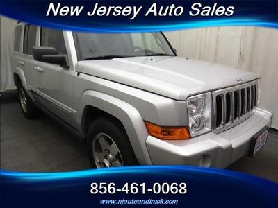 Used 2010 Jeep Commander Sport