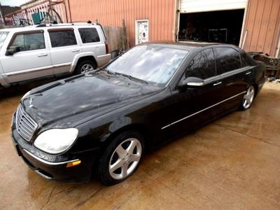 Used 2005 Mercedes-Benz S430