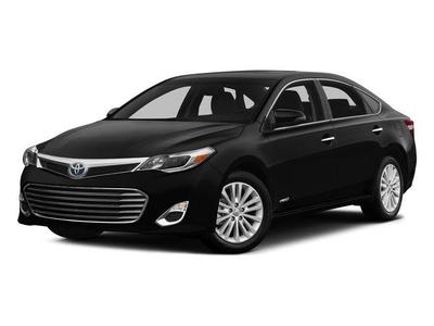 New 2015 Toyota Avalon Hybrid Limited