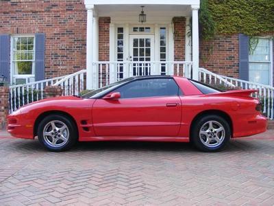 Used 2002 Pontiac Firebird Trans Am