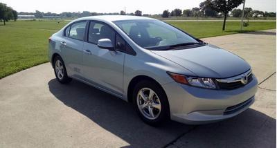Used 2012 Honda Civic Natural Gas