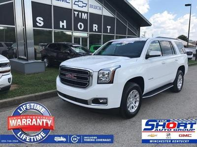 New 2017 GMC Yukon SLE