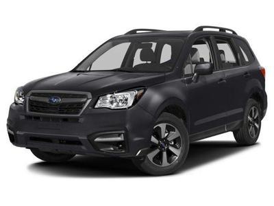 Used 2017 Subaru Forester 2.5i Premium