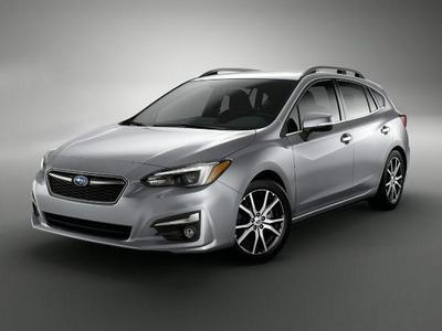 New 2017 Subaru Impreza 2.0i Limited