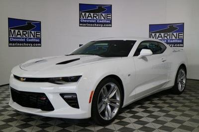 New 2017 Chevrolet Camaro 2SS Coupe