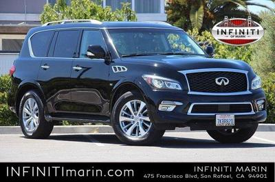 Used 2015 INFINITI QX80 Base