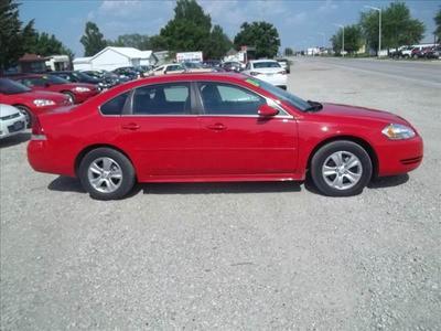 Used 2013 Chevrolet Impala LS Fleet