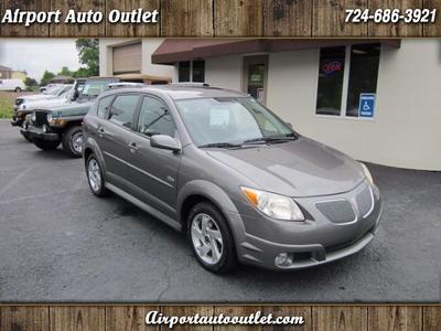 Used 2007 Pontiac Vibe