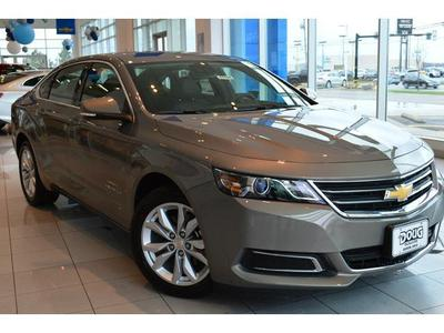 New 2017 Chevrolet Impala 1LT