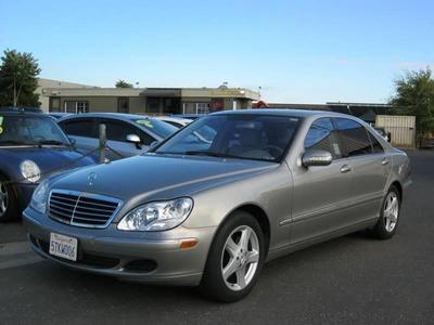 Used 2006 Mercedes-Benz S430