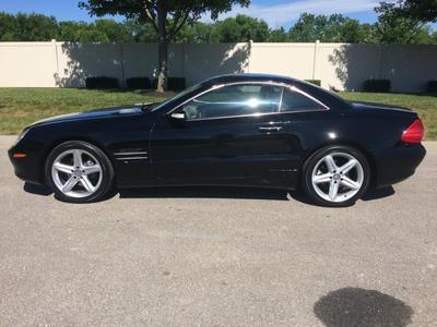 Used 2004 Mercedes-Benz SL500 Roadster