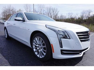 New 2017 Cadillac CT6 3.6L Standard