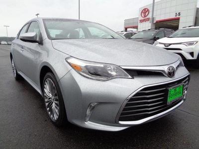 New 2017 Toyota Avalon Limited