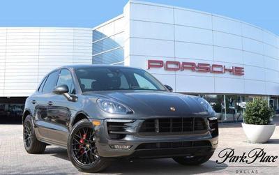 New 2018 Porsche Macan GTS