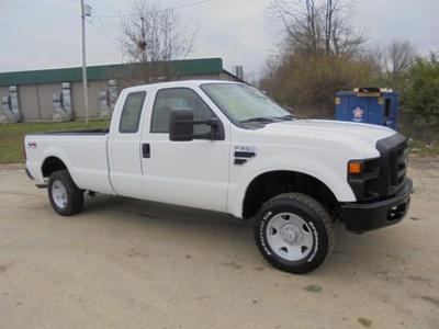Used 2008 Ford F-250 FX4 Super Duty