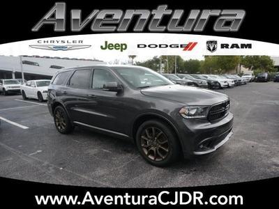New 2016 Dodge Durango Limited