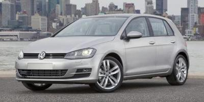 New 2017 Volkswagen Golf TSI S 4-Door