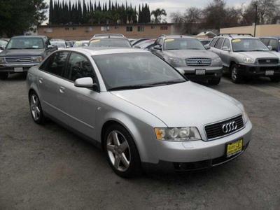 Used 2004 Audi A4 1.8T