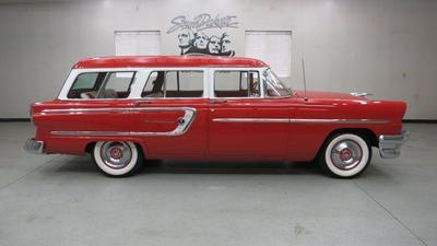 Used 1955 Mercury Custom 4 DR.