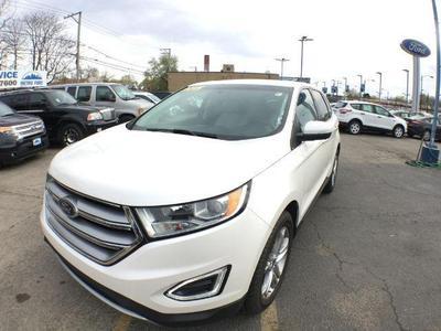 Used 2015 Ford Edge Titanium