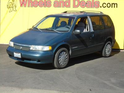 Used 1997 Nissan Quest XE