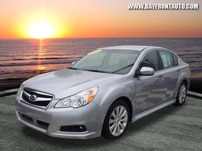 Used 2012 Subaru Legacy 2.5i Limited
