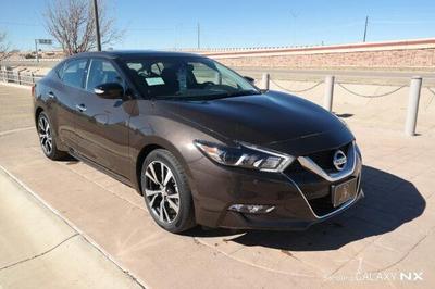 New 2017 Nissan Maxima 3.5 SL