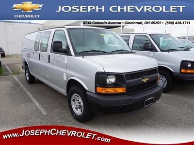New 2016 Chevrolet Express 2500 Work Van