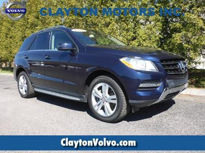 Used 2014 Mercedes-Benz ML350 4MATIC